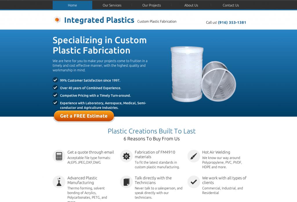 Plastics-Portfolio-Sacramento-Web-Design