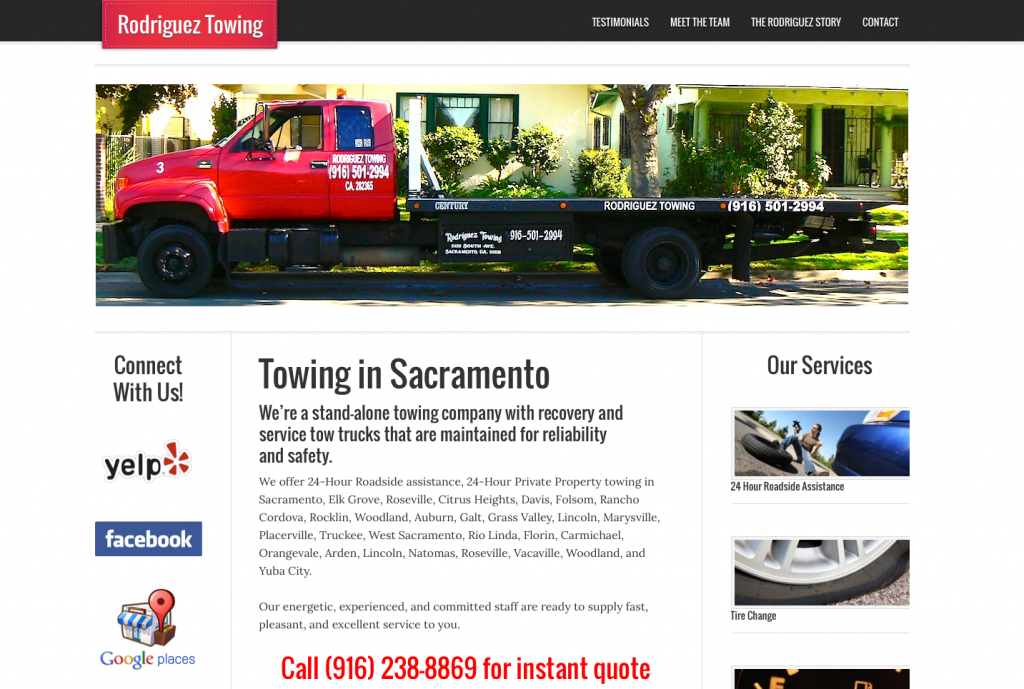 24 Towing Service Company